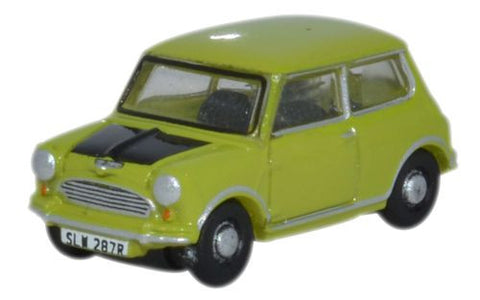 Oxford Diecast Mini  Lime Green - 1:148 Scale