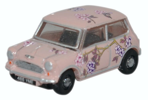 Oxford Diecast Mini M & S Floral