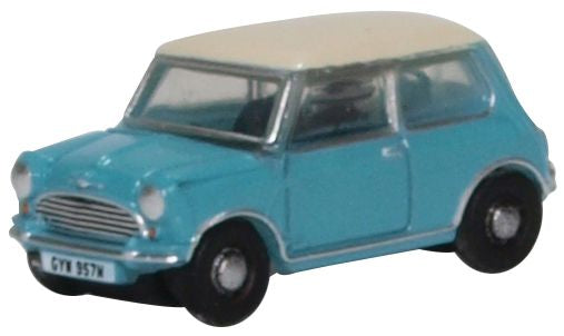 Oxford Diecast Mini Surf Blue/oew