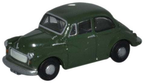 Oxford Diecast Morris Minor Saloon Almond Green