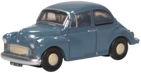 Oxford Diecast Morris Minor Saloon Clipper Blue