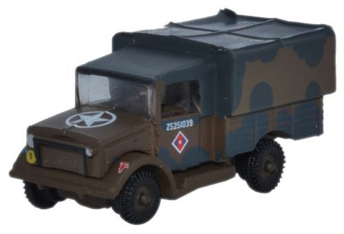 Oxford Diecast Bedford MWD Royal Engineers - 1:148 Scale