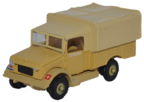 Oxford Diecast Bedford MWD Royal Artillery - 1:148 Scale