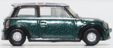 Oxford Diecast New Mini British Racing Green and Union Jack