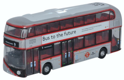Oxford Diecast New Routemaster London United