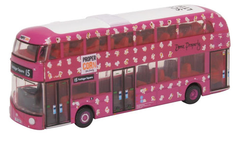 Oxford Diecast New Routemaster Propercorn