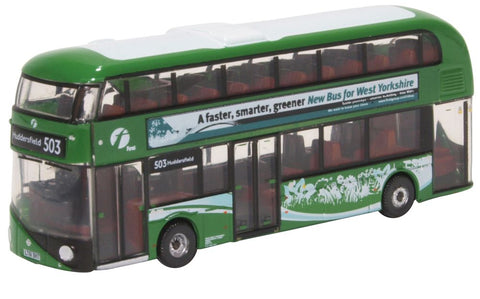 Oxford Diecast New Routemaster First West Yorkshire