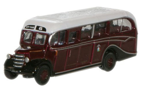 Oxford Diecast Edinburgh Bedford OB - 1:148 Scale