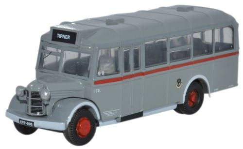 Oxford Diecast Bedford OWB Portsmouth - 1:148 Scale