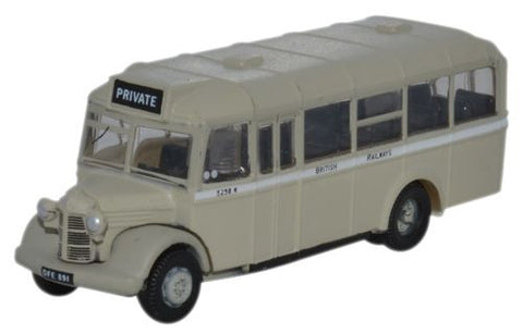 Oxford Diecast Bedford OWB British Railways - 1:148 Scale