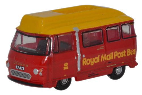 Oxford Diecast Royal Mail Commer PB Postbus - 1:148 Scale