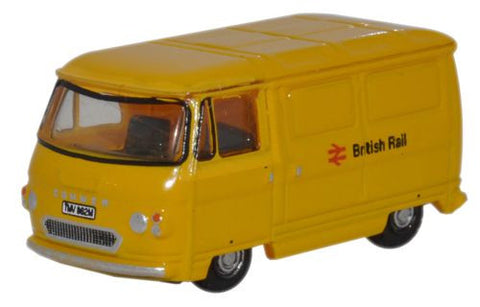 Oxford Diecast British Rail Commer PB Van - 1:148 Scale