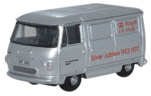 Oxford Diecast Commer PB Silver Jubilee - 1:148 Scale