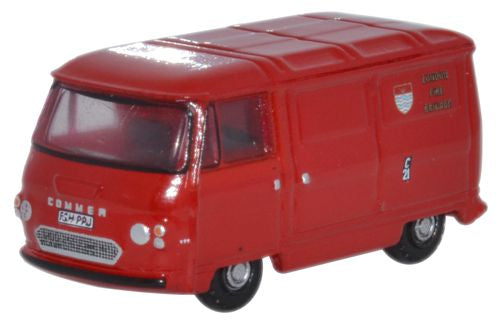 Oxford Diecast Commer PB London Fire Brigade - 1:148 Scale