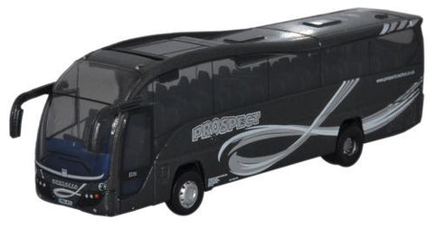 Oxford Diecast Plaxton Elite Prospect Coaches - 1:148 Scale