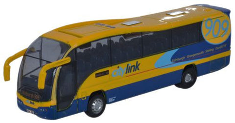 Oxford Diecast Plaxton Elite Scottish Citylink - 1:148 Scale