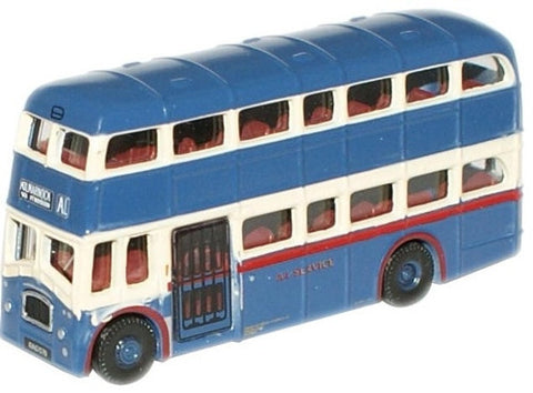 Oxford Diecast A1 Service Queen Mary - 1:148 Scale - OxfordDiecast