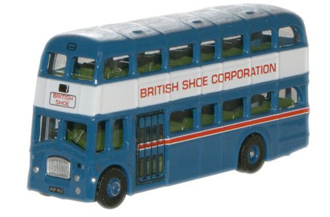 Oxford Diecast British Shoe Corporation Queen Mary - 1:148 Scale