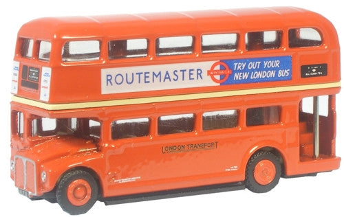 Oxford Diecast London Transport Routemaster Bus - 1:148 Scale