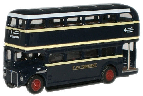 Oxford Diecast East Yorkshire Routemaster - 1:148 Scale