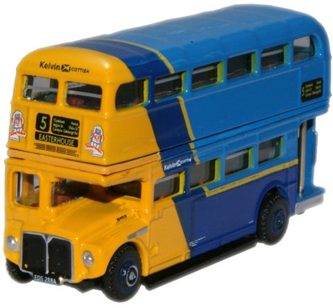 Oxford Diecast Kelvin Scottish Routemaster - 1:148 Scale