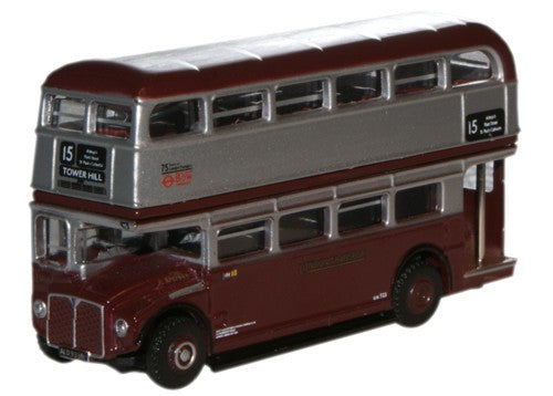 Oxford Diecast Bow Centenary - 1:148 Scale