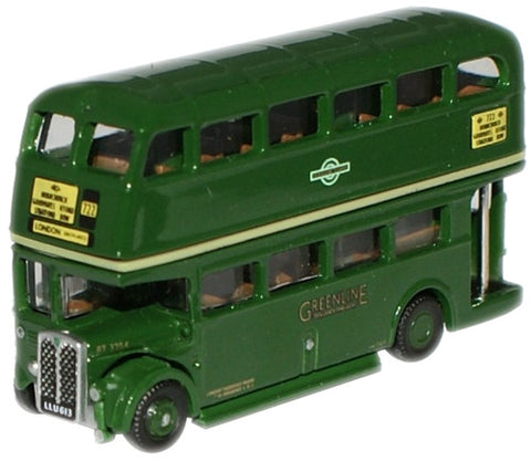 Oxford Diecast Green Line RT Bus - 1:148 Scale