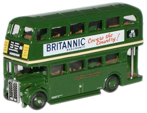 Oxford Diecast London Transport Country Area RT Bus - 1:148 Scale