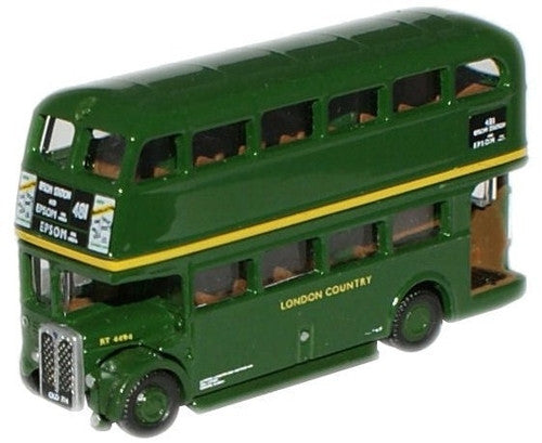 Oxford Diecast London Country RT Bus - 1:148 Scale