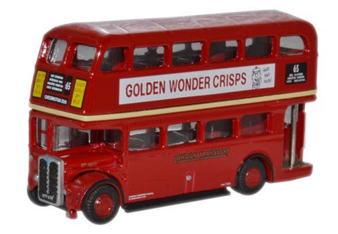 Oxford Diecast London Transport AEC RT - 1:148 Scale