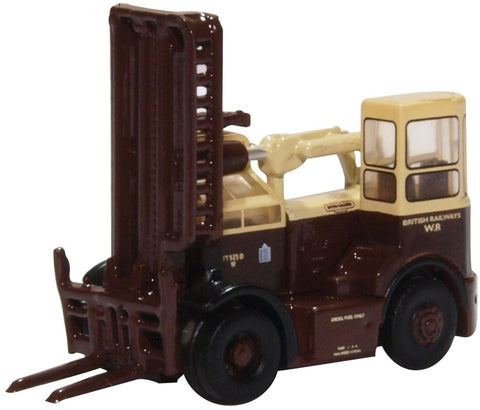 Oxford Diecast Shelvoke & Drewry Freightlifter British Railways Western