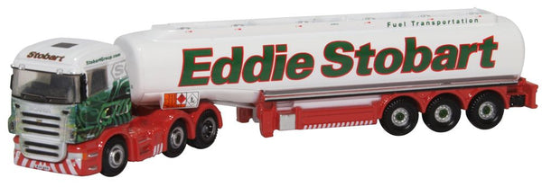 Oxford Diecast Scania Highline Tanker Eddie Stobart