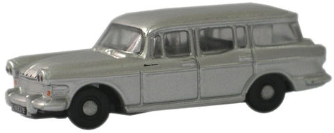 Oxford Diecast Silver Grey Humber Super Snipe - 1:148 Scale
