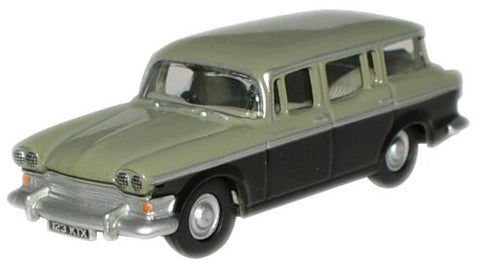 Oxford Diecast Smoke Green/Sage Green Super Snipe - 1:148 Scale