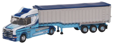 Oxford Diecast Scania T Cab Tipper Tinnelly