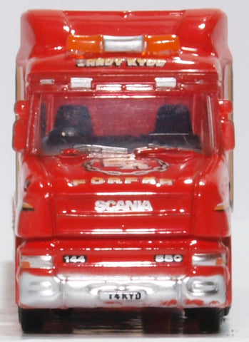 Latest Vehicle from Oxford Diecast