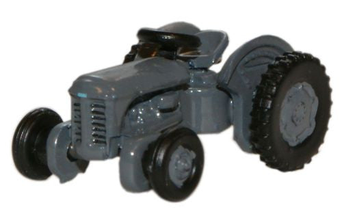 Oxford Diecast Grey Ferguson Tractor - 1:148 Scale