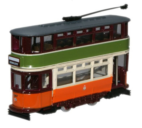 Oxford Diecast Glasgow Tram - 1:148 Scale