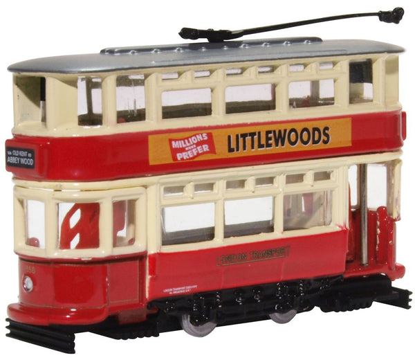 Oxford Diecast Tram London Transport