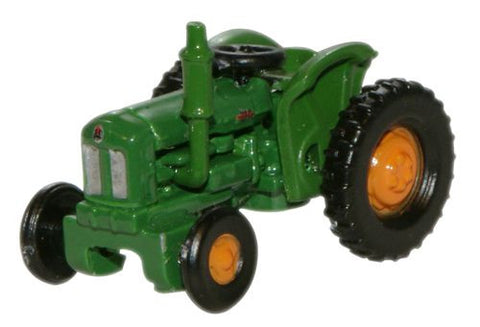 Oxford Diecast Green Fordson Tractor - 1:148 Scale
