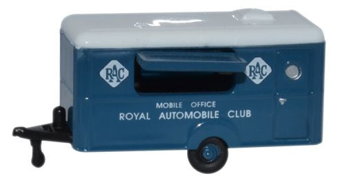 Oxford Diecast Mobile Trailer RAC - 1:148 Scale