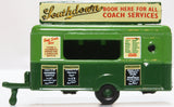 Oxford Diecast Mobile Trailer Southdown