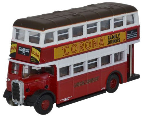Oxford Diecast London Transport Guy Arab Utility - 1:148 Scale
