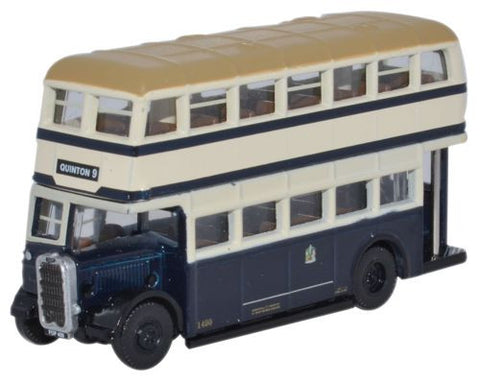 Oxford Diecast Guy Arab Birmingham - 1:148 Scale