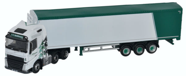 Oxford Diecast Volvo FH4 Walking Floor A W Jenkinson
