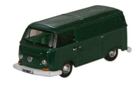 Oxford Diecast Peru Green VW Van - 1:148 Scale