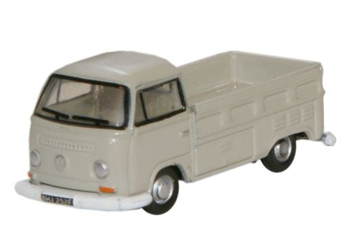 Oxford Diecast Light Grey VW Pick Up - 1:148 Scale