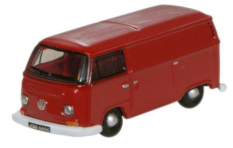 Oxford Diecast Senegal Red VW Van - 1:148 Scale