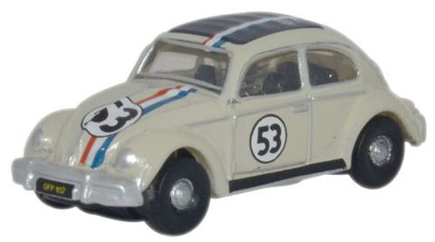Oxford Diecast VW Beetle - 1:148 Scale
