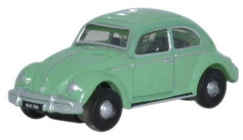 Oxford Diecast VW Beetle Turquoise - 1:148 Scale